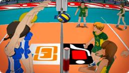 Incredi Volleyball